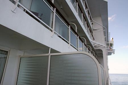 Celebrity sweet 16 balcony